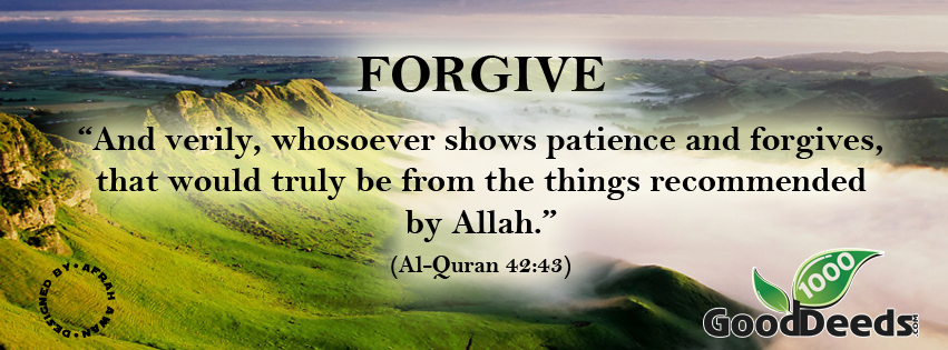 Image result for forgive hadith